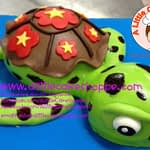 Best Customised Cake Singapore custom cake 2D 3D birthday cake cupcakes desserts wedding corporate events anniversary fondant fresh cream buttercream cakes alittlecakeshoppe a little cake shoppe compliments review singapore bakers SG cakeshop ah beng who bakes tortoise turtle