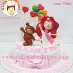 Best Customised Cake Singapore custom cake 2D 3D birthday cake cupcakes desserts wedding corporate events anniversary fondant fresh cream buttercream cakes alittlecakeshoppe a little cake shoppe compliments review singapore bakers SG cakeshop ah beng who bakes teddy bear jeanette aw