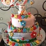Best Customised Cake Shop Singapore custom cake 2D 3D birthday cake cupcakes desserts wedding corporate events anniversary 1st birthday 21st birthday fondant fresh cream buttercream cakes alittlecakeshoppe a little cake shoppe compliments review singapore bakers SG cake shop cakeshop ah beng who bakes bunny animal rabbit
